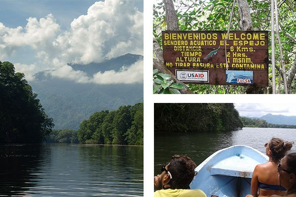 wild life cuero y salado lagoon full day excursion honduras